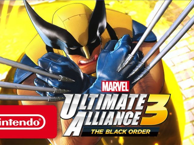 Marvel Ultimate Alliance 3: The Black Order Coming to Switch | NEWS | Nintendo Switch